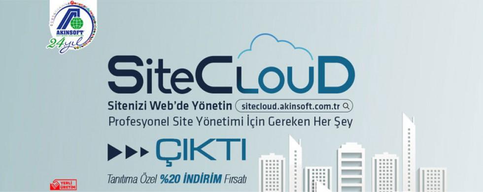 SiteCloud Çıktı…